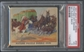 1937 Wild West #49 Fighting off Indians No Puzzle Back PSA 3 (VG) *7578