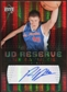 2006/07 Upper Deck UD Reserve Signatures #PD Paul Davis Autograph