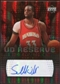 2006/07 Upper Deck UD Reserve Signatures #SW Shelden Williams Autograph