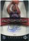 2006/07 Upper Deck Trilogy Auto Focus #AFMW Marcus Williams Autograph