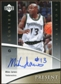 2006/07 Upper Deck Trilogy Generations Present Signatures #PRSMJ Mike James Autograph