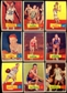 1957/58 Topps Basketball Near Complete Set (77/80) (EX-MT)