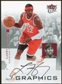 2007/08 Fleer Ultra SE Autographics Black #AULH Larry Hughes Autograph