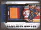 2012/13 ITG Heroes & Prospects Connor McDavid Game Used Number 3 color Patch /6