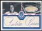 2000 Upper Deck Brooklyn Dodgers Master Collection Mystery Pack #PW-BC1 Pee Wee Reese Bat Cut Auto 5/8