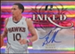 2008/09 Upper Deck Radiance Inked #IMB Mike Bibby Autograph /99