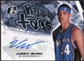 2008/09 Upper Deck Radiance Name Tag Autographs #NTJM Javale McGee