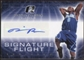 2008/09 Upper Deck Radiance Signature Flight #SFRB Ronnie Brewer Autograph