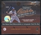 2002 Playoff Absolute Memorabilia Baseball 24 Pack Box
