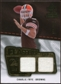 2008 Upper Deck SP Rookie Threads Flashback Fabrics 99-115 #FFCF Charlie Frye /115