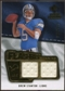 2008 Upper Deck SP Rookie Threads Flashback Fabrics 99-115 #FFDS Drew Stanton /115