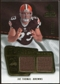 2008 Upper Deck SP Rookie Threads Flashback Fabrics #FFJT Joe Thomas /115