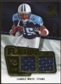 2008 Upper Deck SP Rookie Threads Flashback Fabrics 99-115 #FFLW LenDale White /99