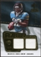 2008 Upper Deck SP Rookie Threads Flashback Fabrics 99-115 #FFMJ Maurice Jones-Drew /115
