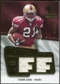 2008 Upper Deck SP Rookie Threads Flashback Fabrics #FFFG Frank Gore /200