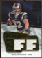 2008 Upper Deck SP Rookie Threads Flashback Fabrics 175-200 #FFJK Joe Klopfenstein 6/200