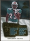2008 Upper Deck SP Rookie Threads Flashback Fabrics 175-200 #FFRO Ronnie Brown /200