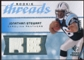 2008 Upper Deck SP Rookie Threads Rookie Threads #RTJS Jonathan Stewart /125