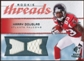 2008 Upper Deck SP Rookie Threads Rookie Threads 75 #RTHD Harry Douglas /75