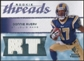 2008 Upper Deck SP Rookie Threads Rookie Threads 250 #RTDA Donnie Avery /250