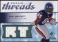 2008 Upper Deck SP Rookie Threads Rookie Threads 250 #RTEB Earl Bennett /250