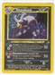Pokemon Neo Discovery 1st Edition Single Houndoom 4/75