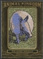 2011 Upper Deck Goodwin Champions #AK7 Nine-Banded Armadillo Animal Kingdom Patch