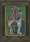 2011 Upper Deck Goodwin Champions #AK11 Ocelot Animal Kingdom Patch