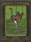2011 Upper Deck Goodwin Champions #AK47 Ostrich Animal Kingdom Patch