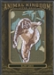 2011 Upper Deck Goodwin Champions #AK69 Slow Loris Animal Kingdom Patch