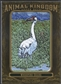 2011 Upper Deck Goodwin Champions #AK85 Whooping Crane Animal Kingdom Patch