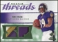 2008 Upper Deck SP Rookie Threads Rookie Threads Patch #RTRR Ray Rice /15