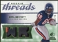 2008 Upper Deck SP Rookie Threads Rookie Threads Patch 75 #RTEB Earl Bennett /75