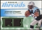 2008 Upper Deck SP Rookie Threads Rookie Threads Patch #RTJS Jonathan Stewart /75