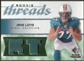 2008 Upper Deck SP Rookie Threads Rookie Threads Patch 99 #RTJL Jake Long /99