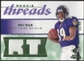 2008 Upper Deck SP Rookie Threads Rookie Threads Patch #RTRR Ray Rice /99