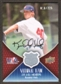 2009 Upper Deck USA National Team Jersey Autographs #KV Kendal Volz Autograph /225