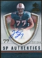 2008 Upper Deck SP Rookie Threads SP Authentics #SPLO Jake Long Autograph /244