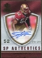 2008 Upper Deck SP Rookie Threads SP Authentics #SPPW Patrick Willis Autograph /284