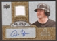 2009 Upper Deck Ballpark Collection Jersey Autographs #DU Dan Uggla Autograph