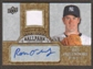 2009 Upper Deck Ballpark Collection Jersey Autographs #RO Ross Ohlendorf Autograph