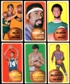 1970/71 Topps Basketball Complete Set (EX-MT)