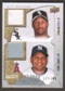 2009 Upper Deck Ballpark Collection #114 Jermaine Dye Bobby Abreu /500