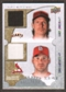 2009 Upper Deck Ballpark Collection #122 Chris Carpenter Randy Johnson /400