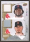 2009 Upper Deck Ballpark Collection #166 David Ortiz Josh Beckett /400