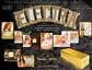 Benchwarmer Gold Edition Trading Card 4-Box Case (2013)