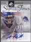 2011 SP Authentic #STAU Austin Pettis Sign of the Times Rookie Auto