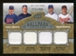 2009 Upper Deck Ballpark Collection #201 Nick Markakis Michael Young Joe Mauer Ryan Braun /400