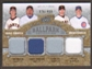 2009 Upper Deck Ballpark Collection #209 Rich Hill Tim Lincecum Barry Zito Carlos Zambrano /400