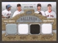2009 Upper Deck Ballpark Collection #262 Jonathan Papelbon Josh Beckett Carlos Delgado John Maine /500